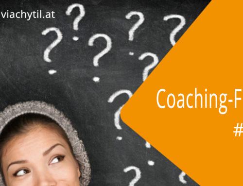Coaching Frage #16 – Bürochaos
