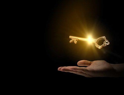 Der einzige Schlüssel zum Erfolg. Der wirklich EINZIGE!