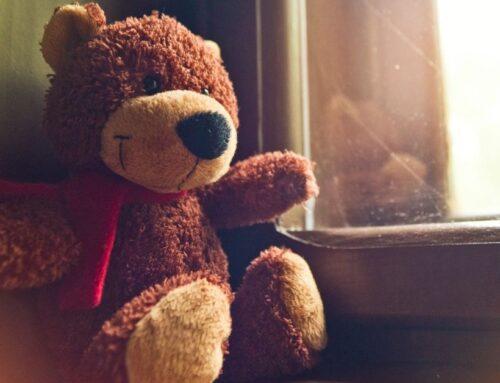 Der verlorene Teddy-Bär oder wer entscheidet, wie du dich fühlst?