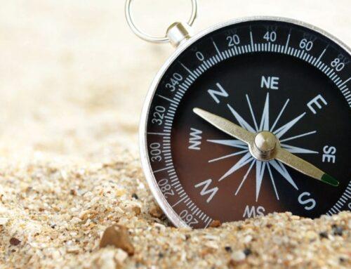 Dein eingebauter Kompass: Verlässlich und immer bereit