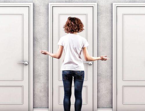 Angst und Entscheidung: Eine äußerst ungünstige Paarung